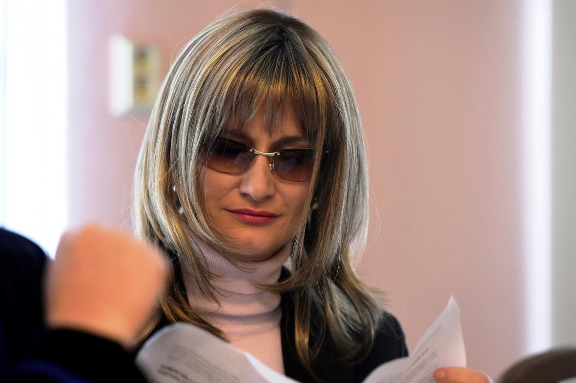 Alena Šťastná (dříve Štorkanová)
