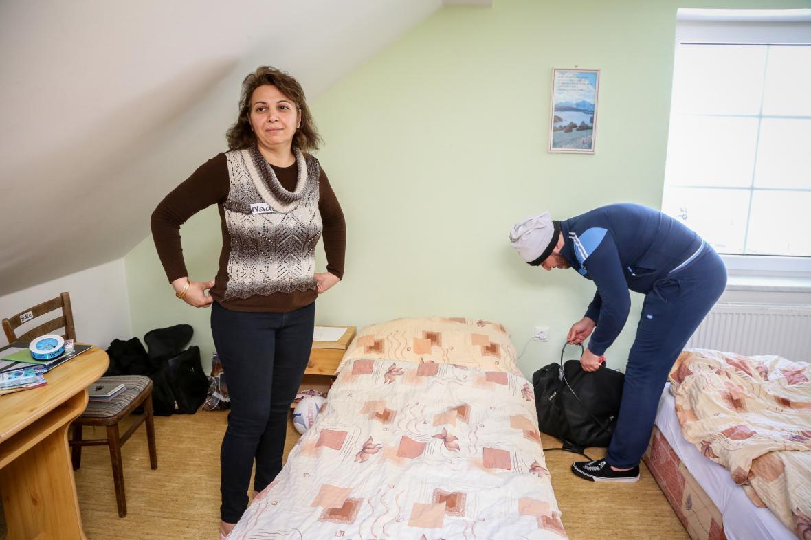 Iráčtí uprchlíci se začínají zabydlovat v Česku