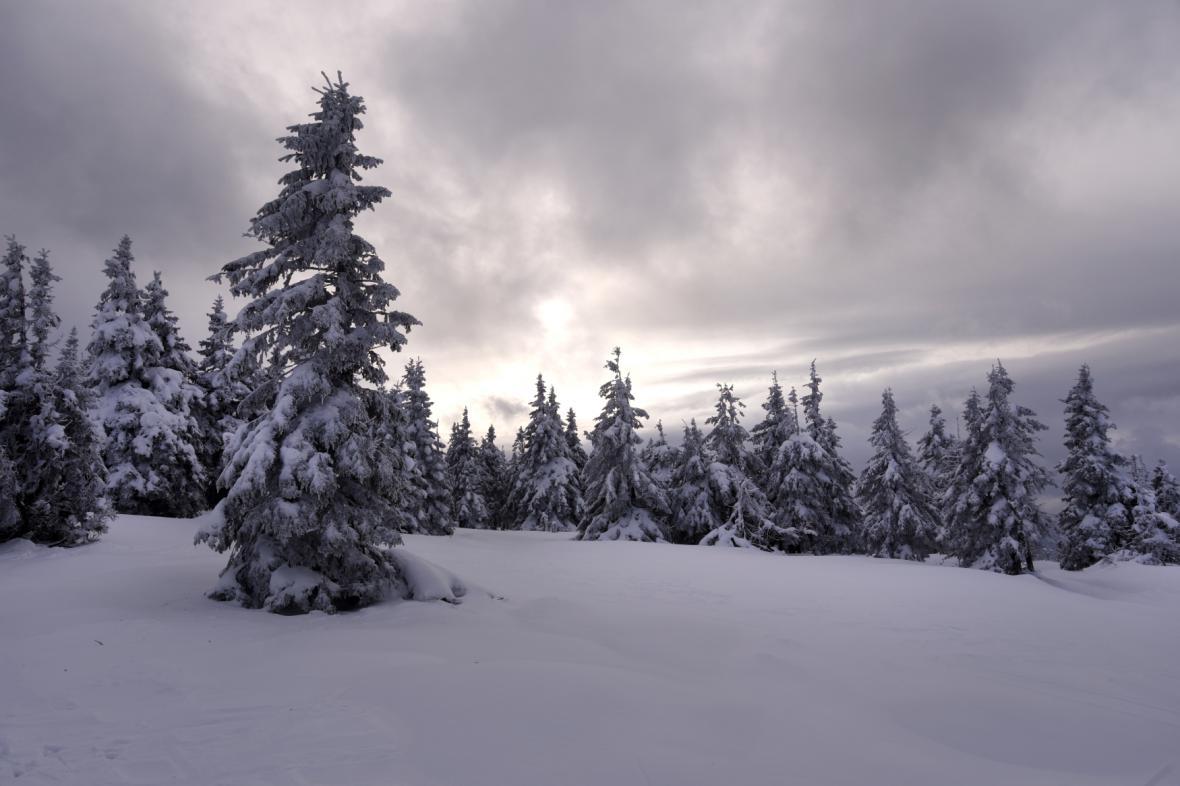 Na horách se čekají vydatné srážky