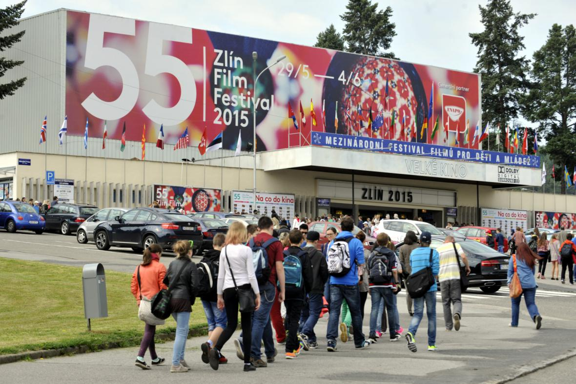Velké kino bývalo centrem Zlínského filmového festivalu