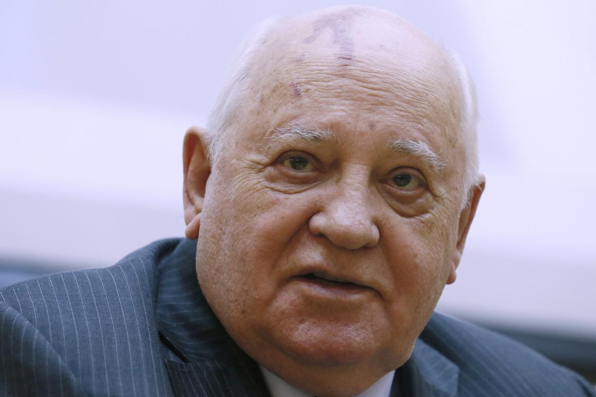 Michail Gorbačov slaví 85. narozeniny