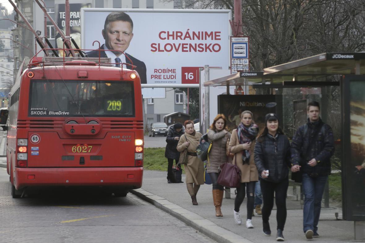 Předvolební slovensko