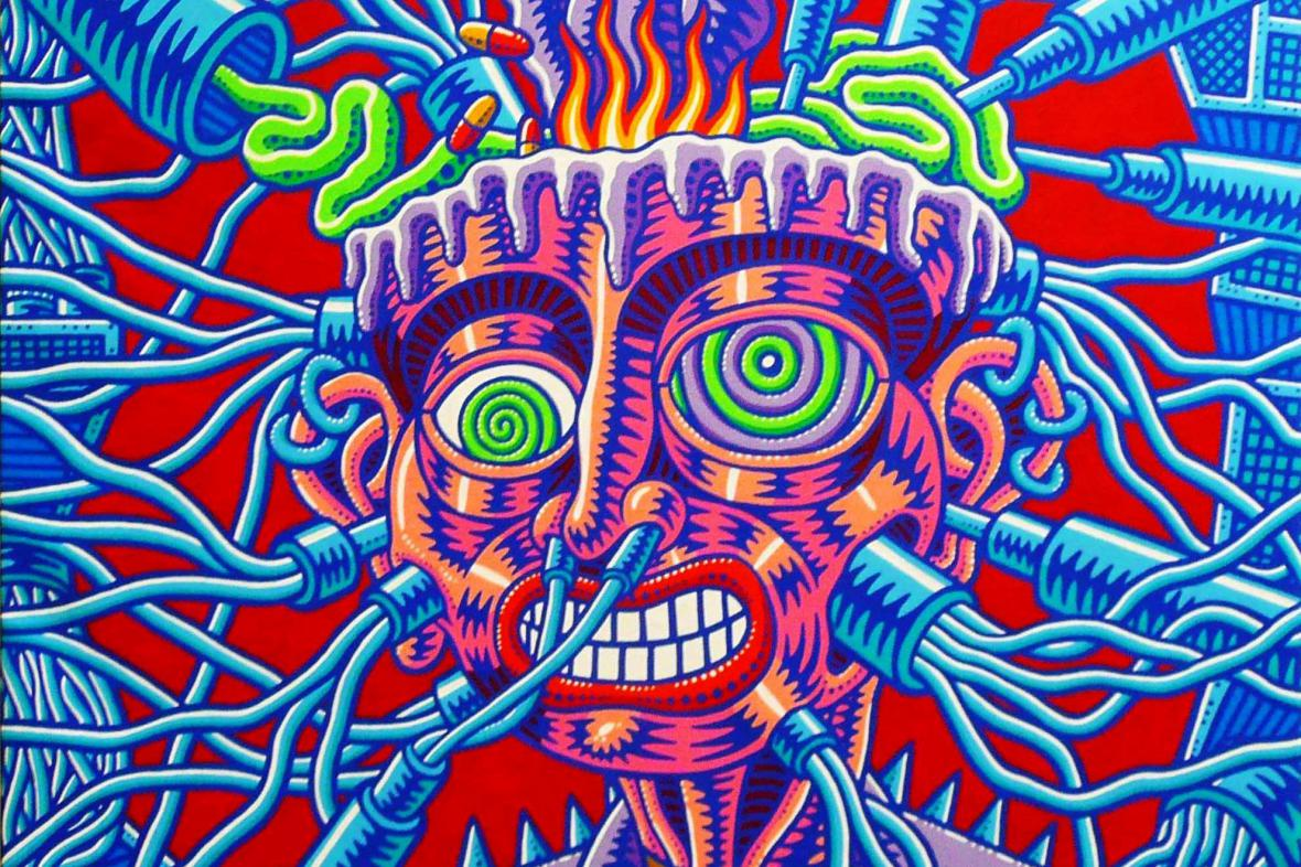 Orchestr BERG‎ / Professor Bad Trip