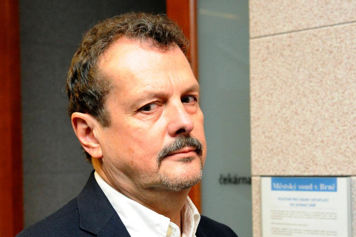 Jaroslav Přikryl se opět vyhnul nástupu trestu. Důvod: zdravotní problémy