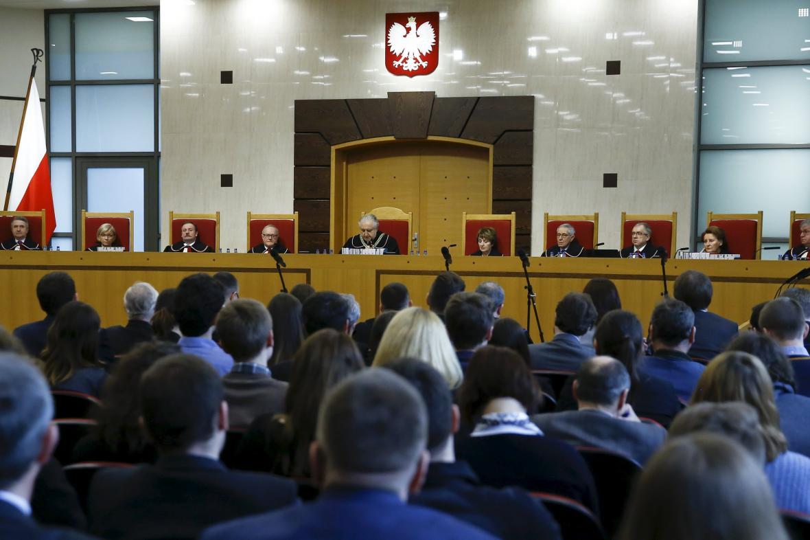 Polský ústavní soud