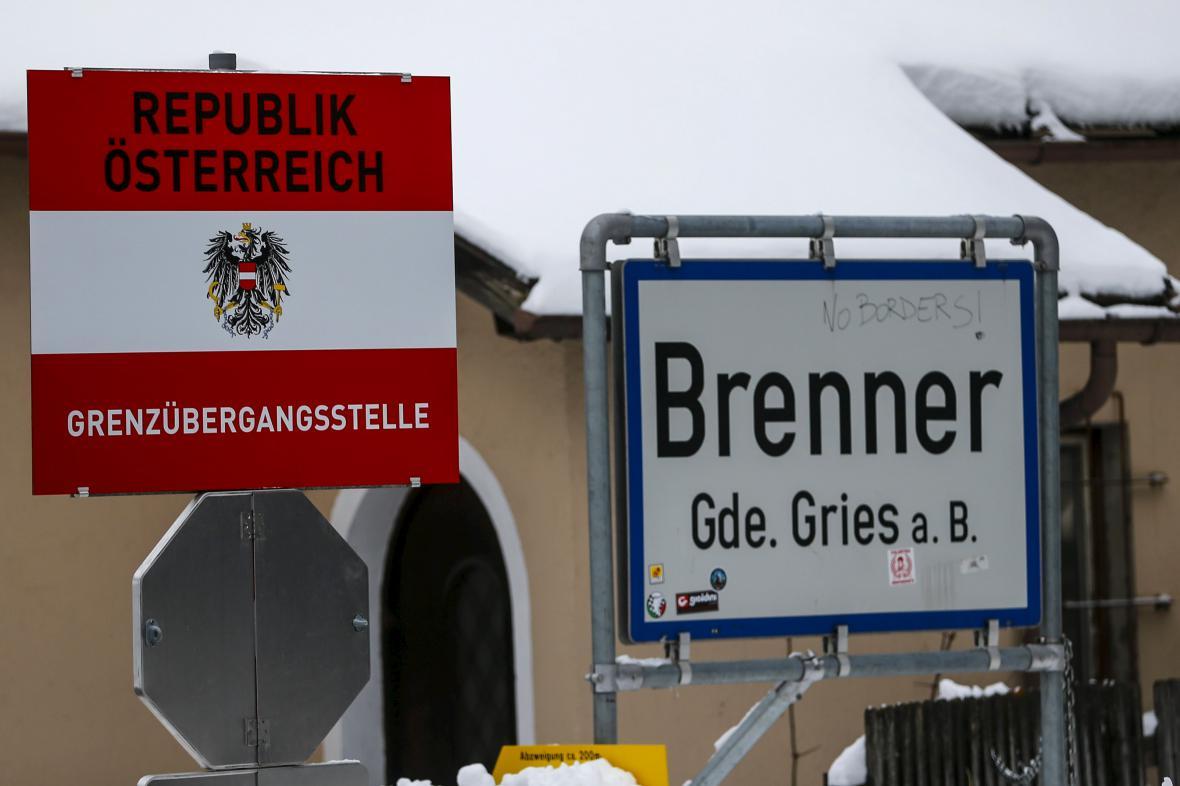 Přechod v Brennerském průsmyku