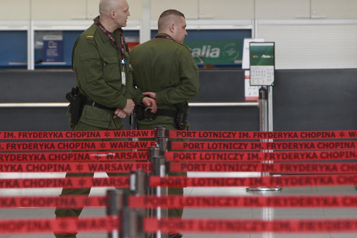 Zvýšená bezpečnostní opatření v Polsku