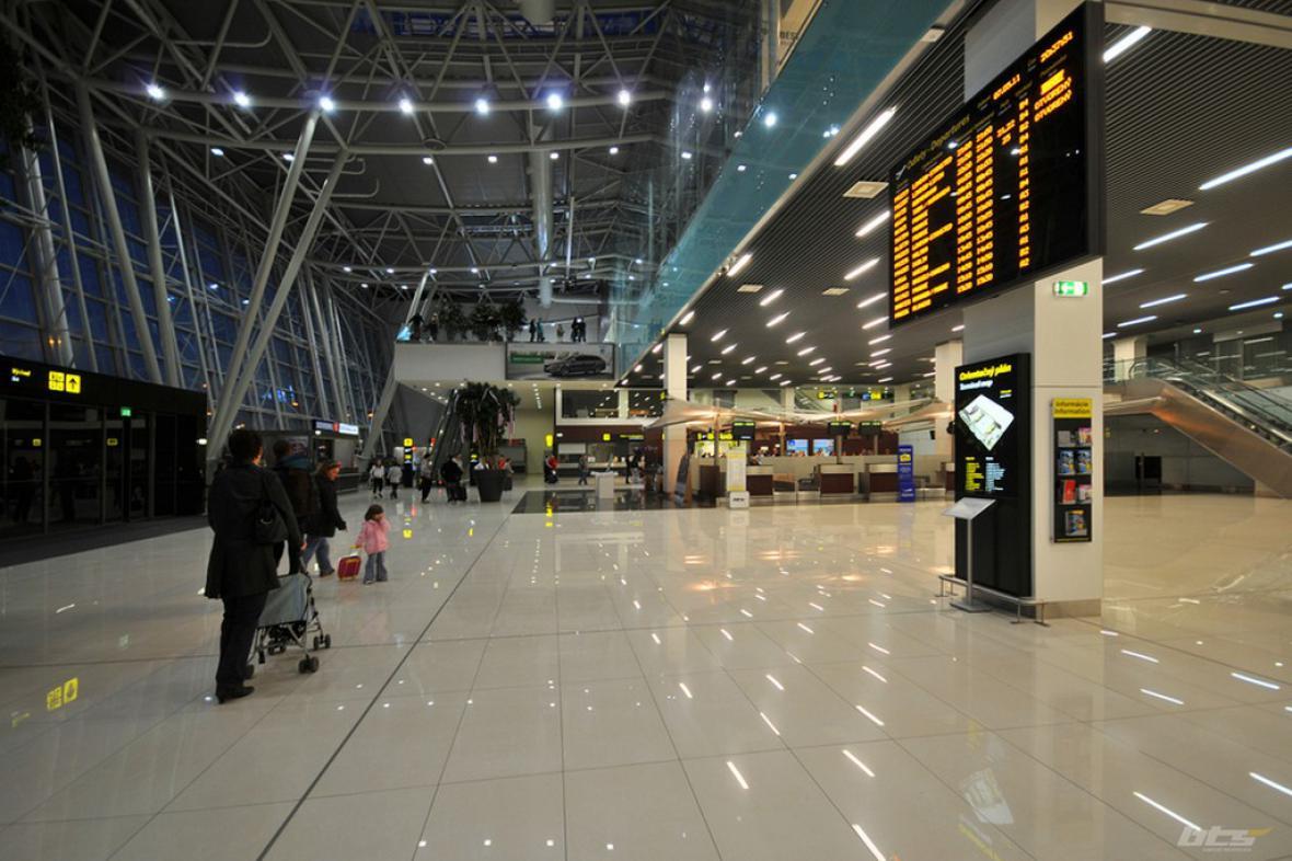 Bratislavské letiště M. R. Štefánika