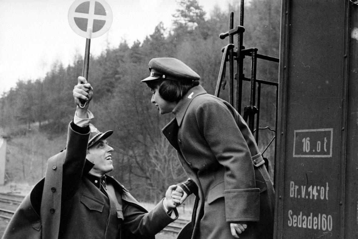 Digitalizace filmu Ostře sledované vlaky