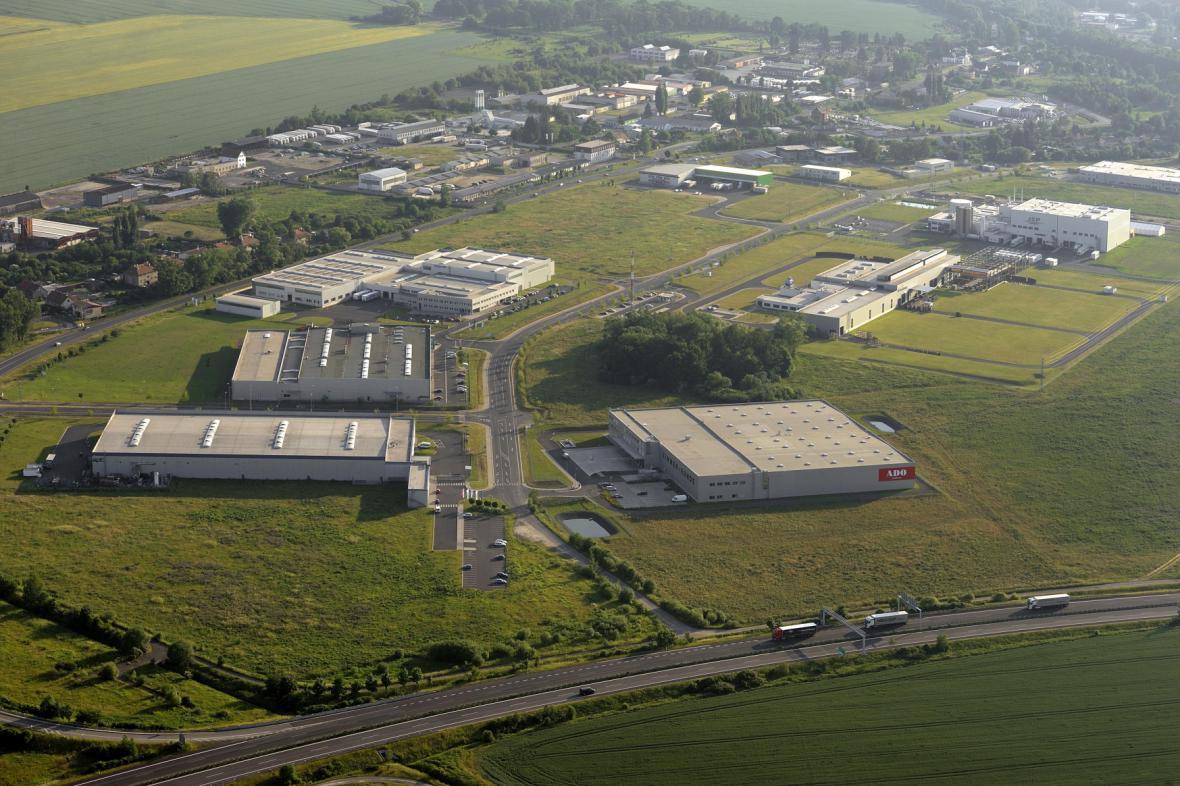 Chebská průmyslová zóna