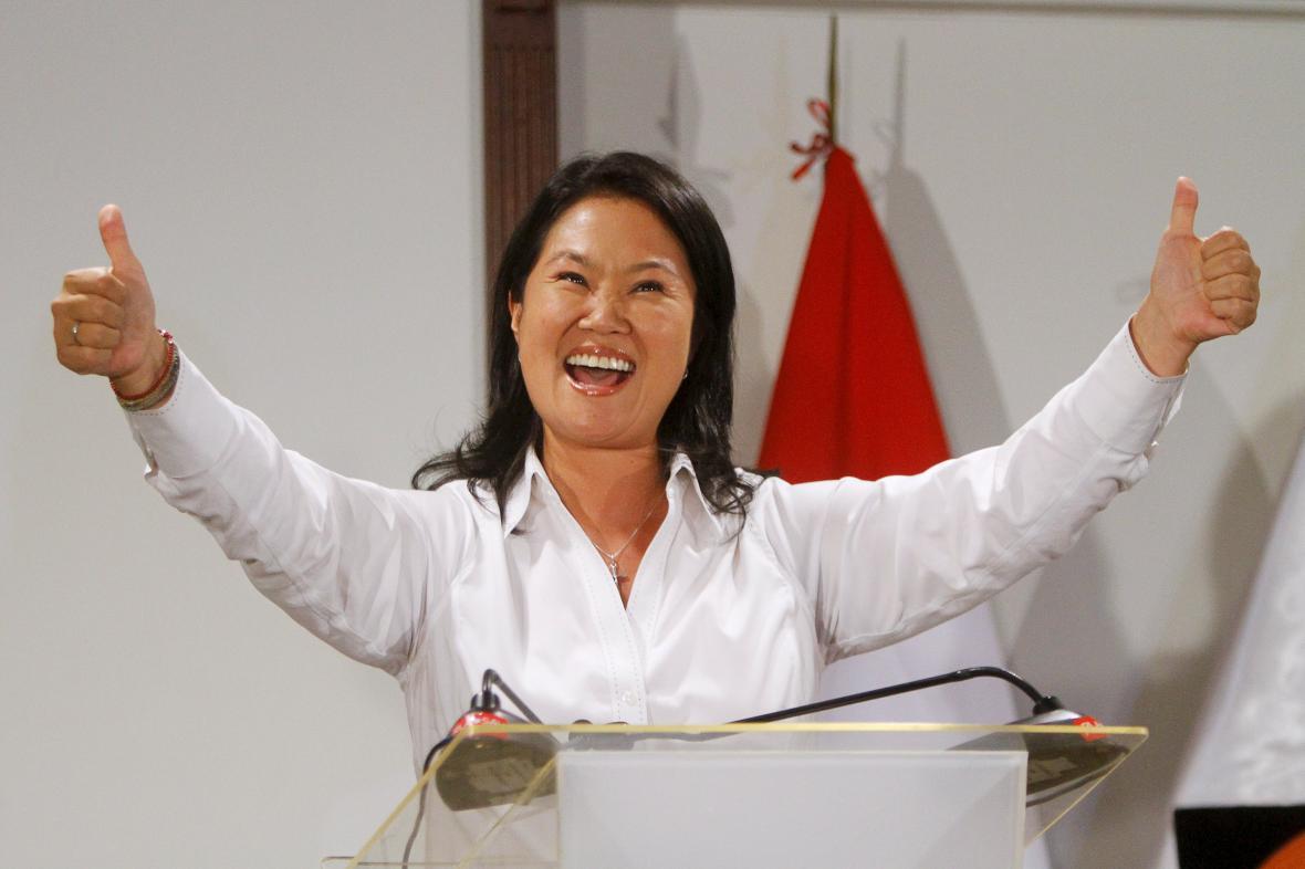 Keiko Fujimoriová