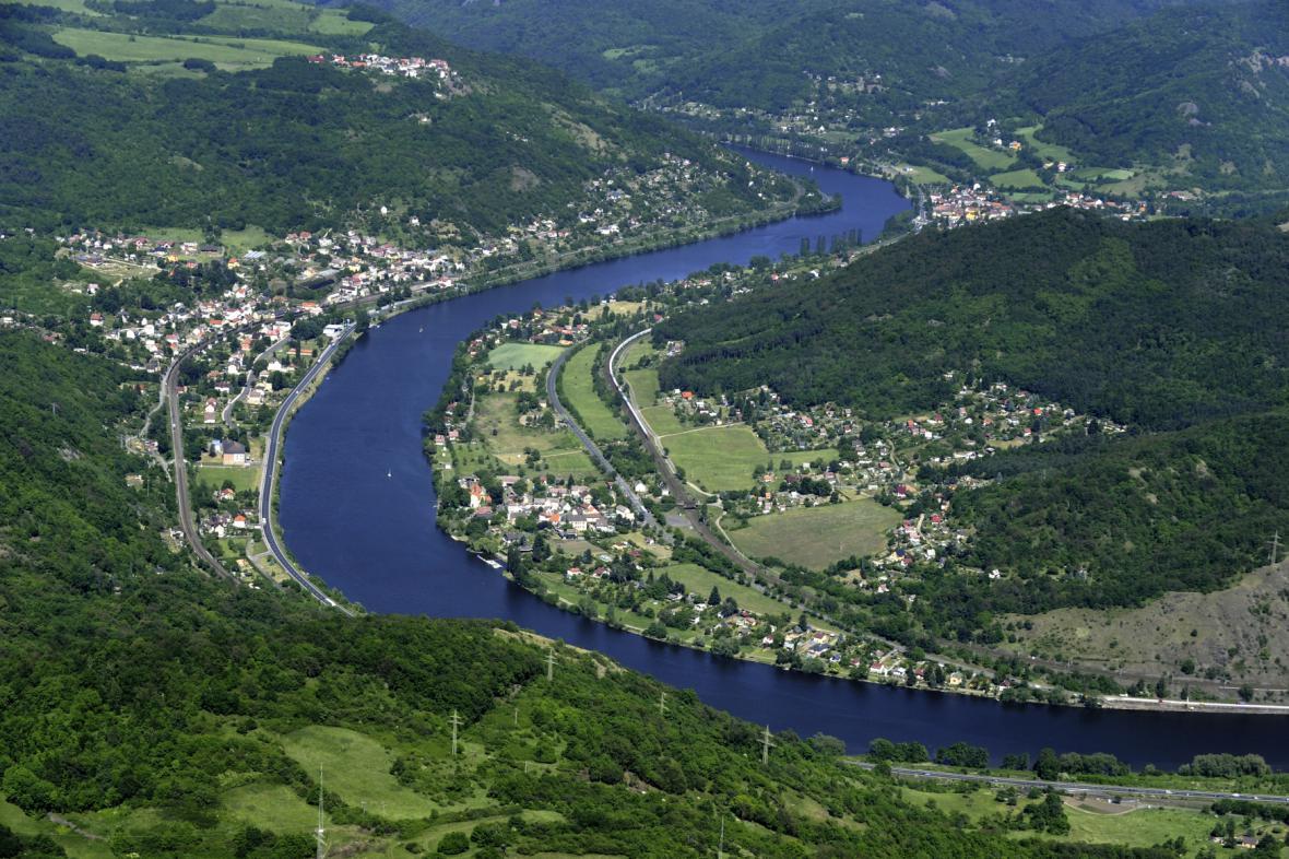 Labské údolí – Porta Bohemica