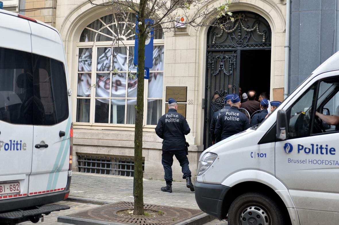 Belgická policie
