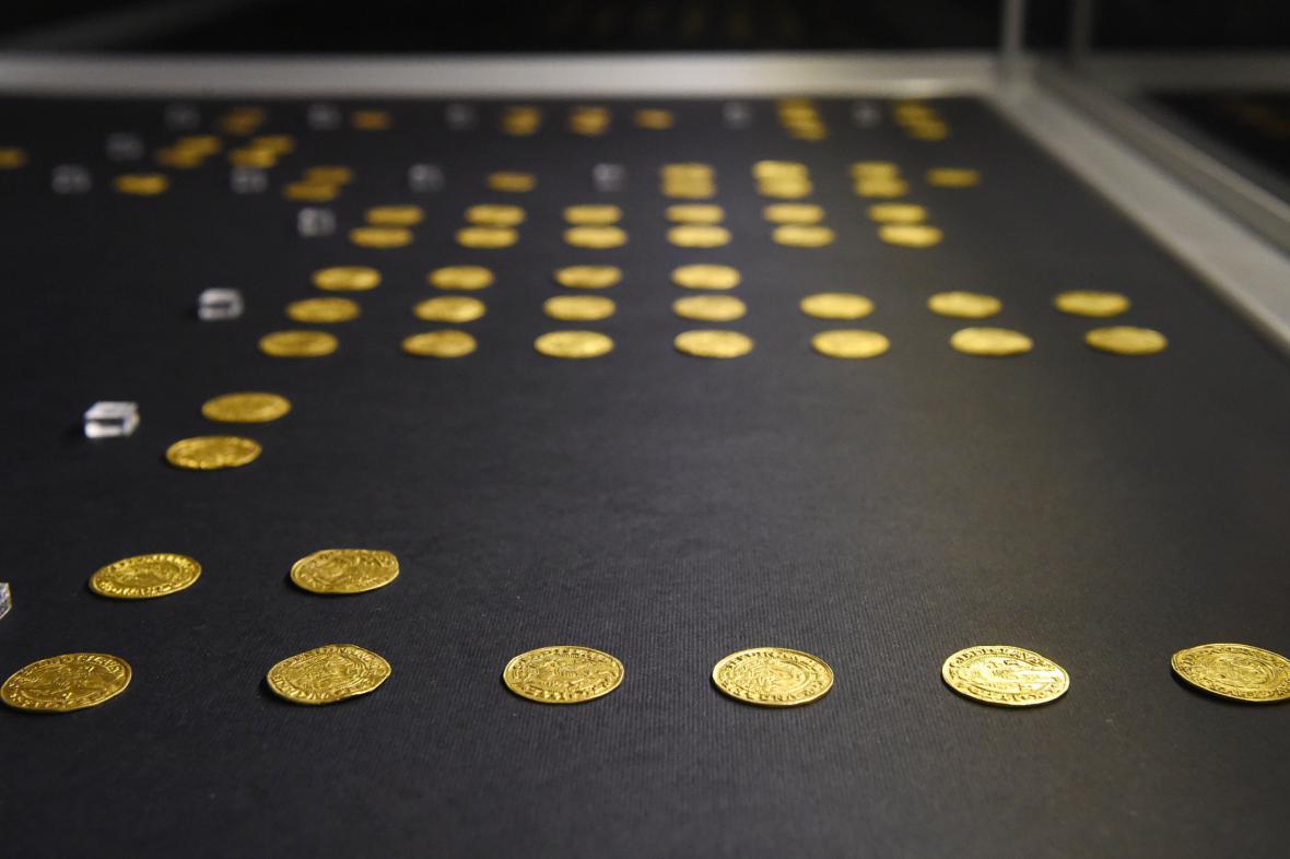 Uničovský zlatý poklad