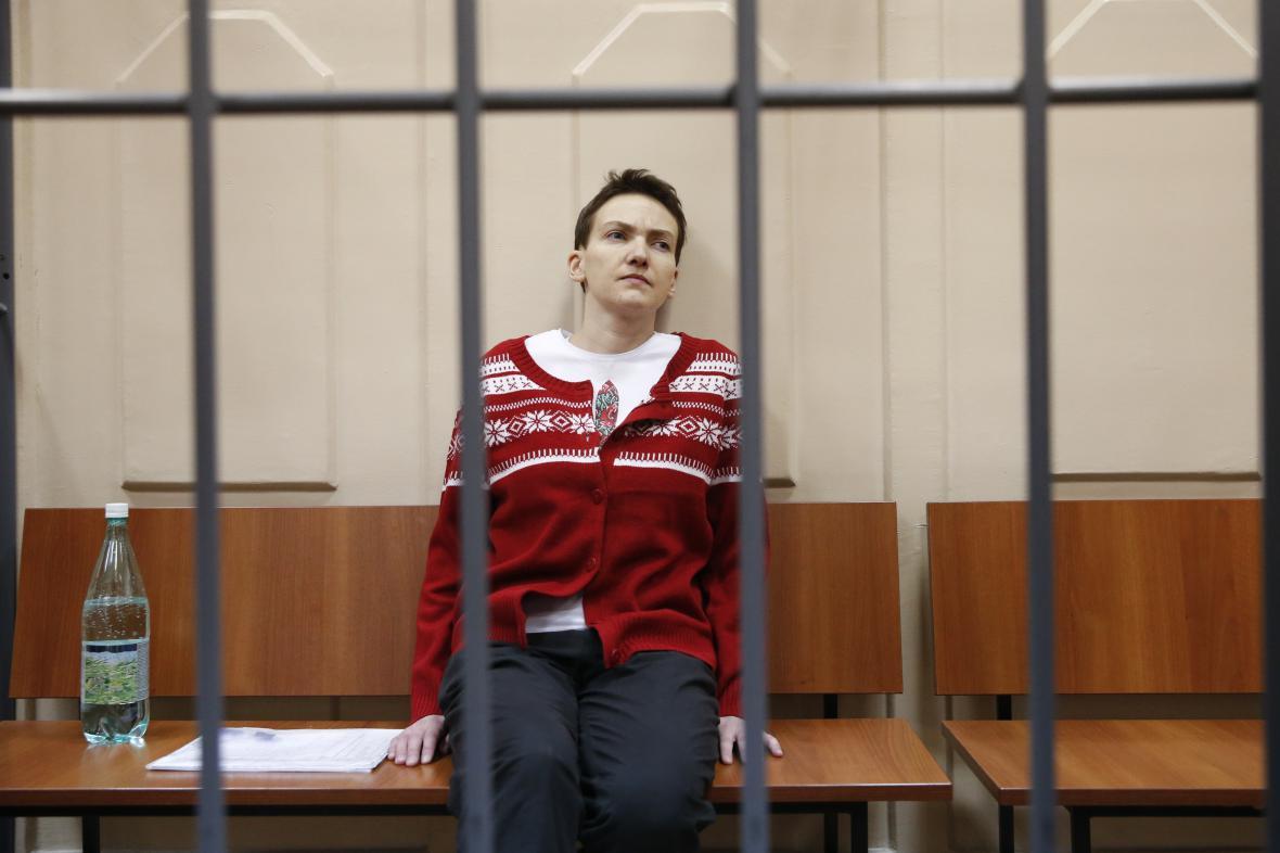 Naděžda Savčenková