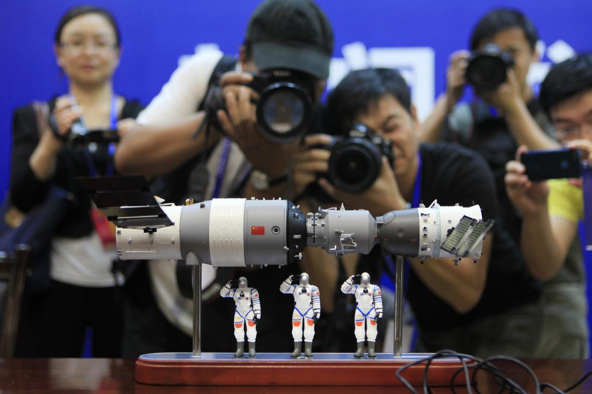 Čína se chystá do několika let vypustit stále obydlenou stanici