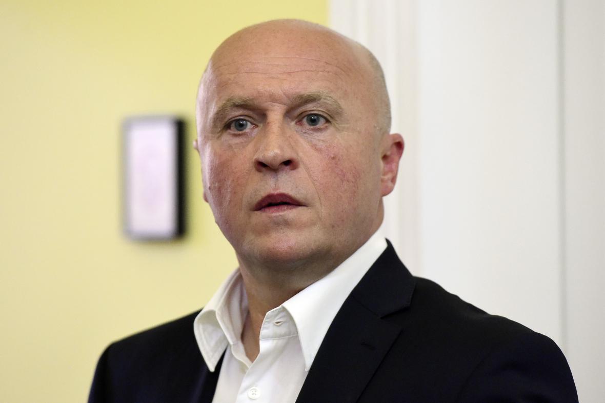 Bývalý šéf fotbalové Sparty Petr Mach