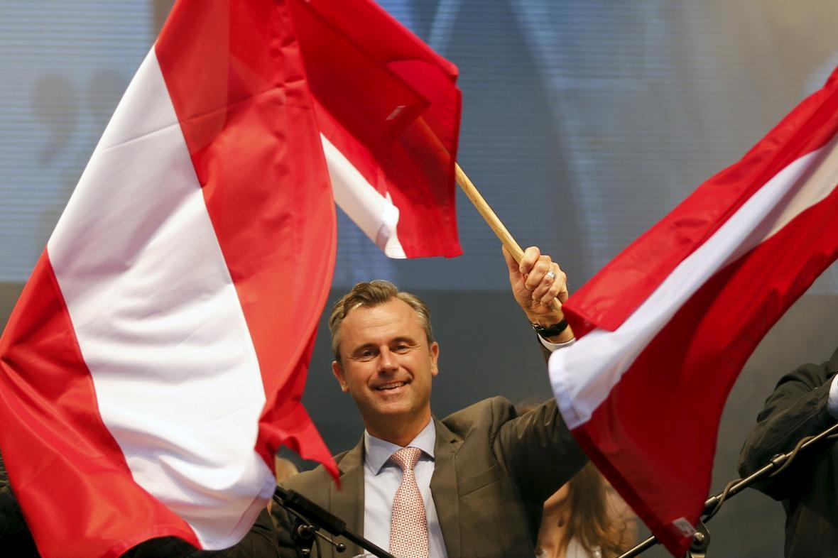 Rakouští prezidentští kandidáti