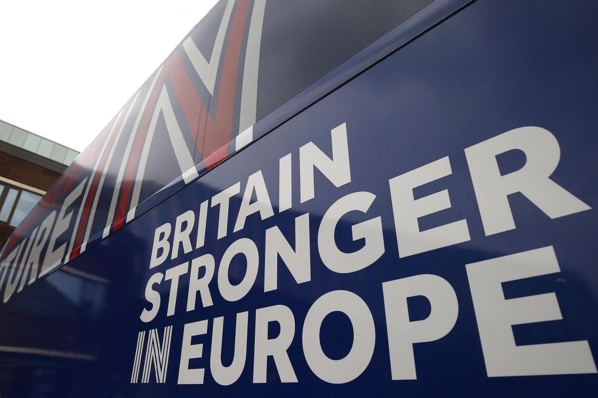 Kampaň za setrvání Británie v EU