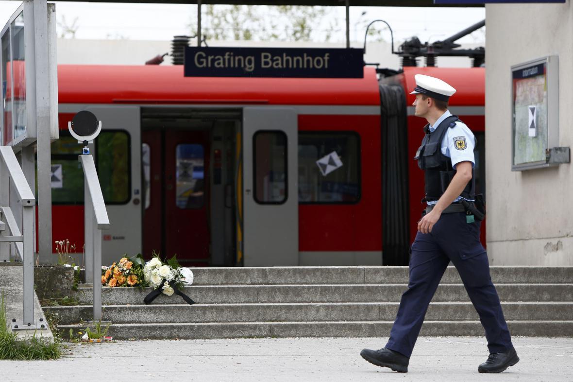 Útok v bavorském Grafingu