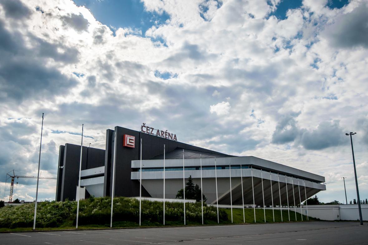 Multifunkční aréna v Ostravě