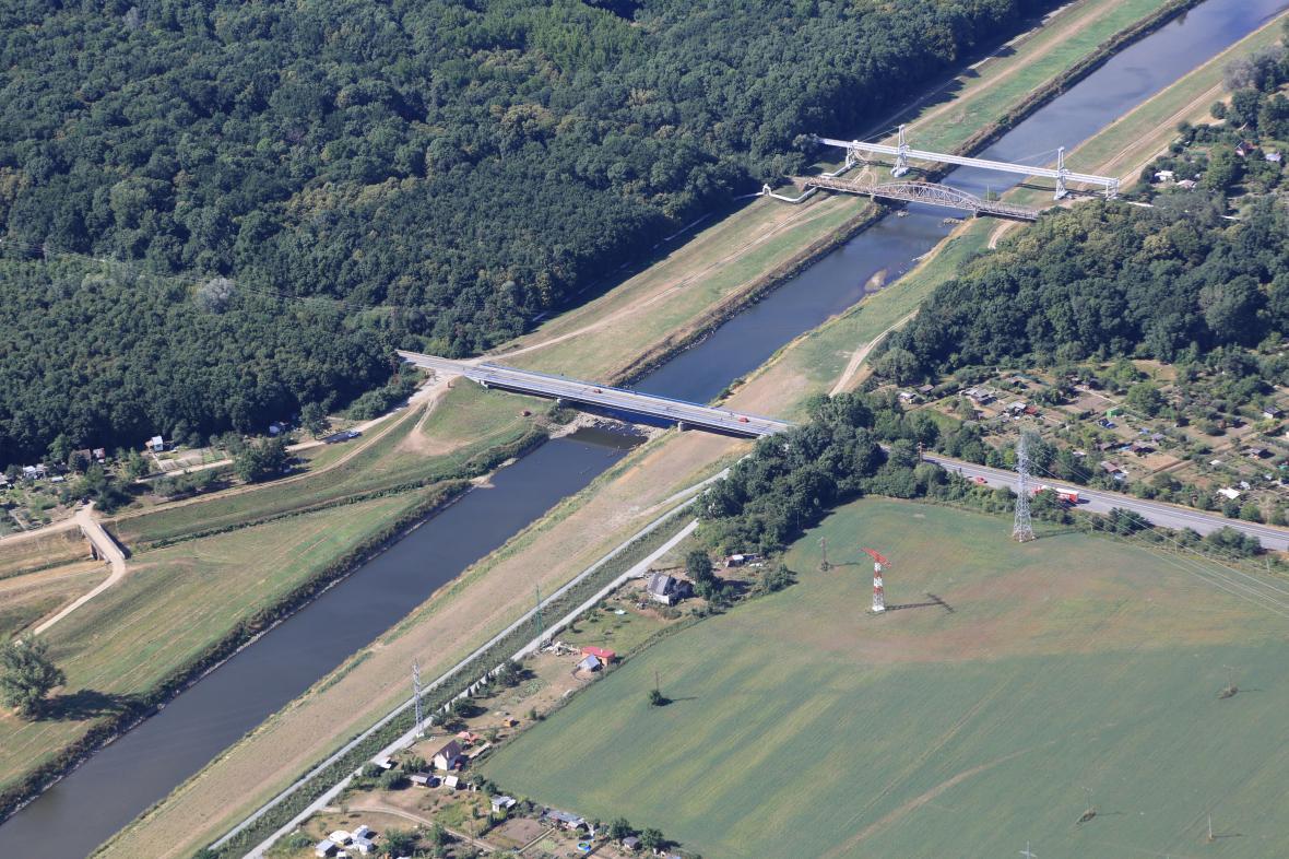 Splavnění Moravy až k Dunaji vyjde na asi 19 miliard korun