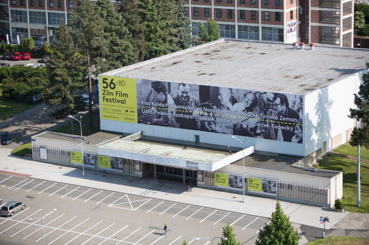 Velké kino bylo dosud součástí zlínského festivalu