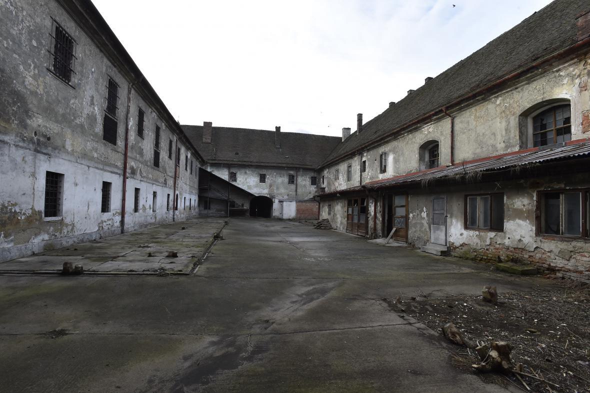V bývalé věznici plánuje město zbudovat kreativní centrum