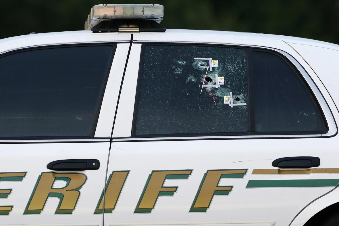 Střelba v Baton Rouge