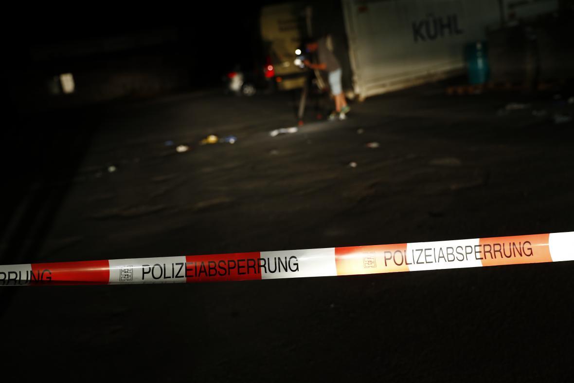 Útok v Bavorsku