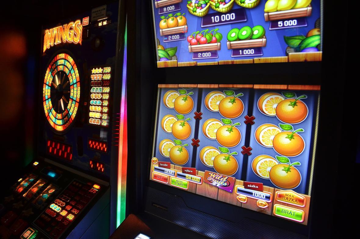 Výherní automaty budou ve Vsetíně od ledna příštího roku jen na jednom místě
