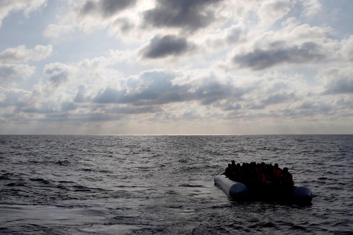 Středomořím znovu začínají plout přeplněné lodě