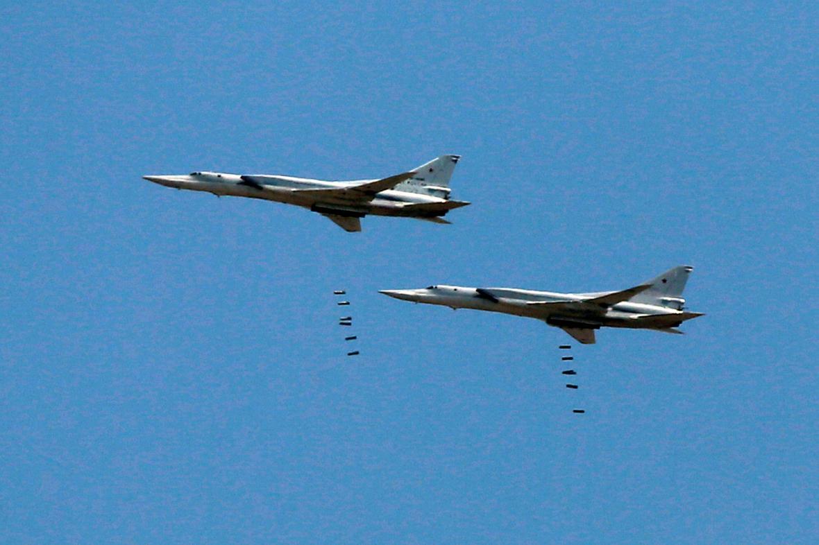Ruské bombardéry Tu-22M3