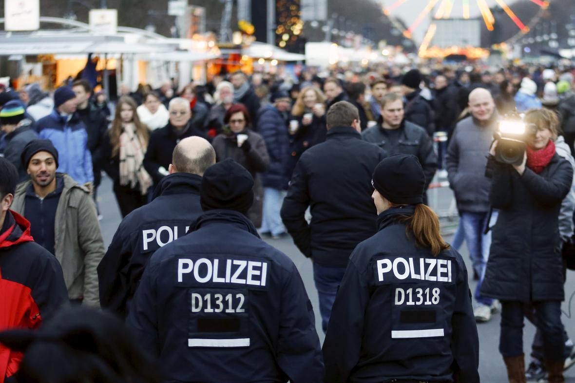 Němečtí policisté