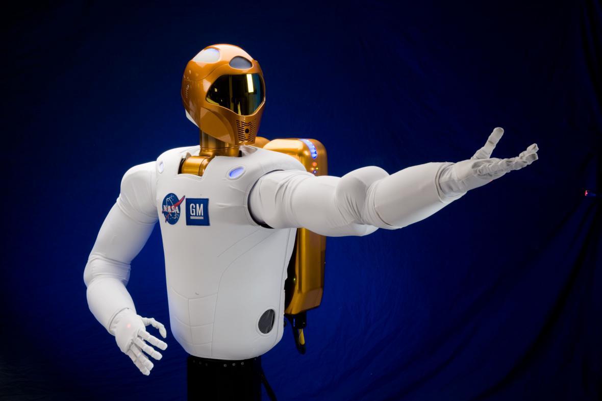 Roboti Robonaut