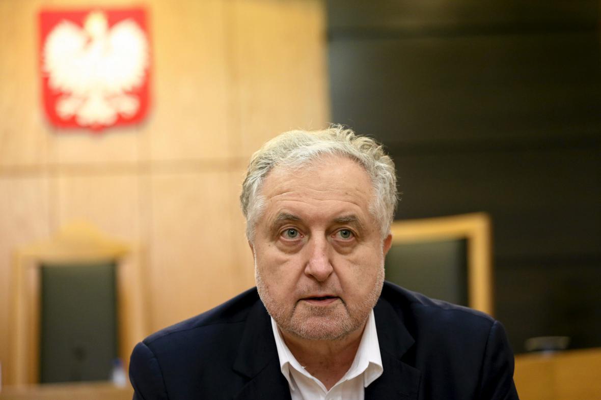 Předseda polského ústavního soudu Andrzej Rzepliński