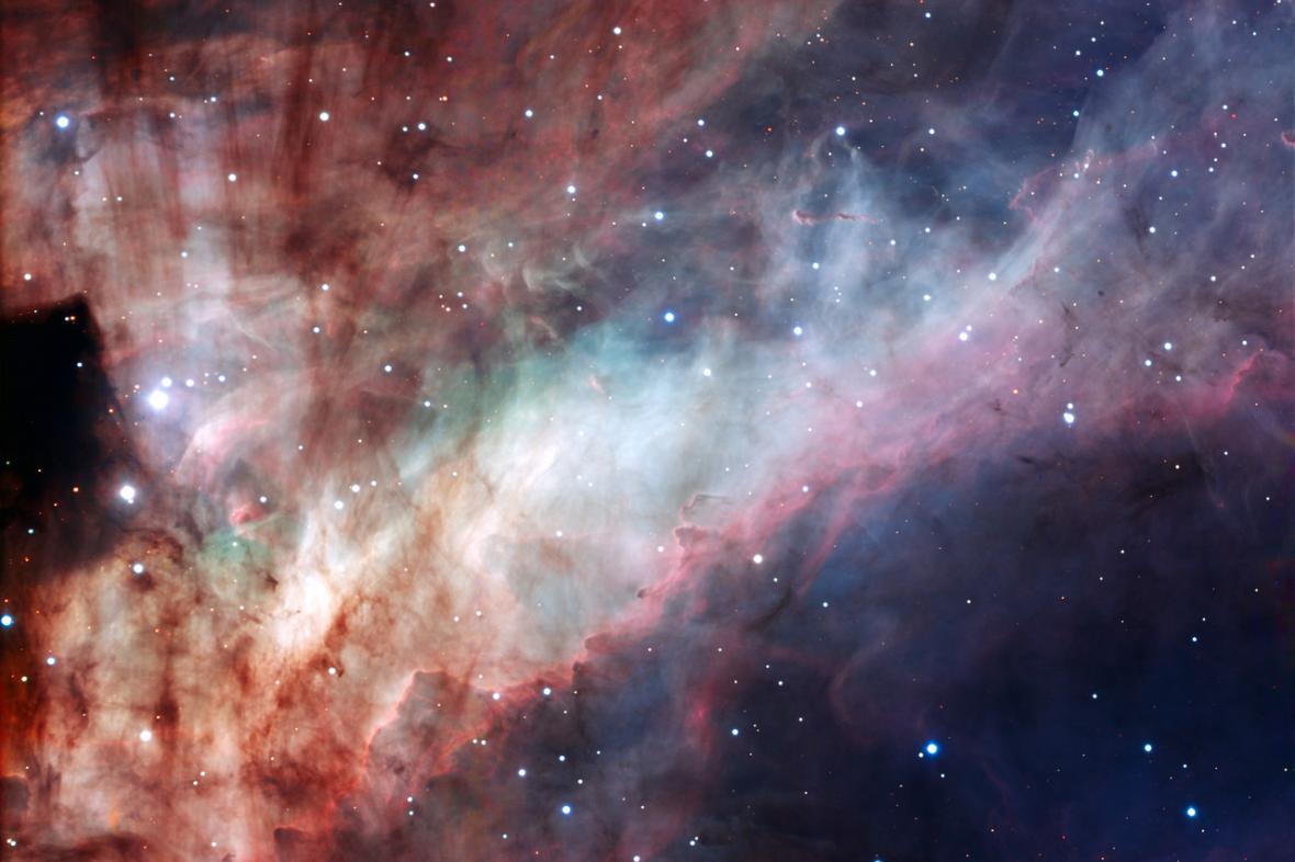 Mlhovina Omega (NGC 6618)