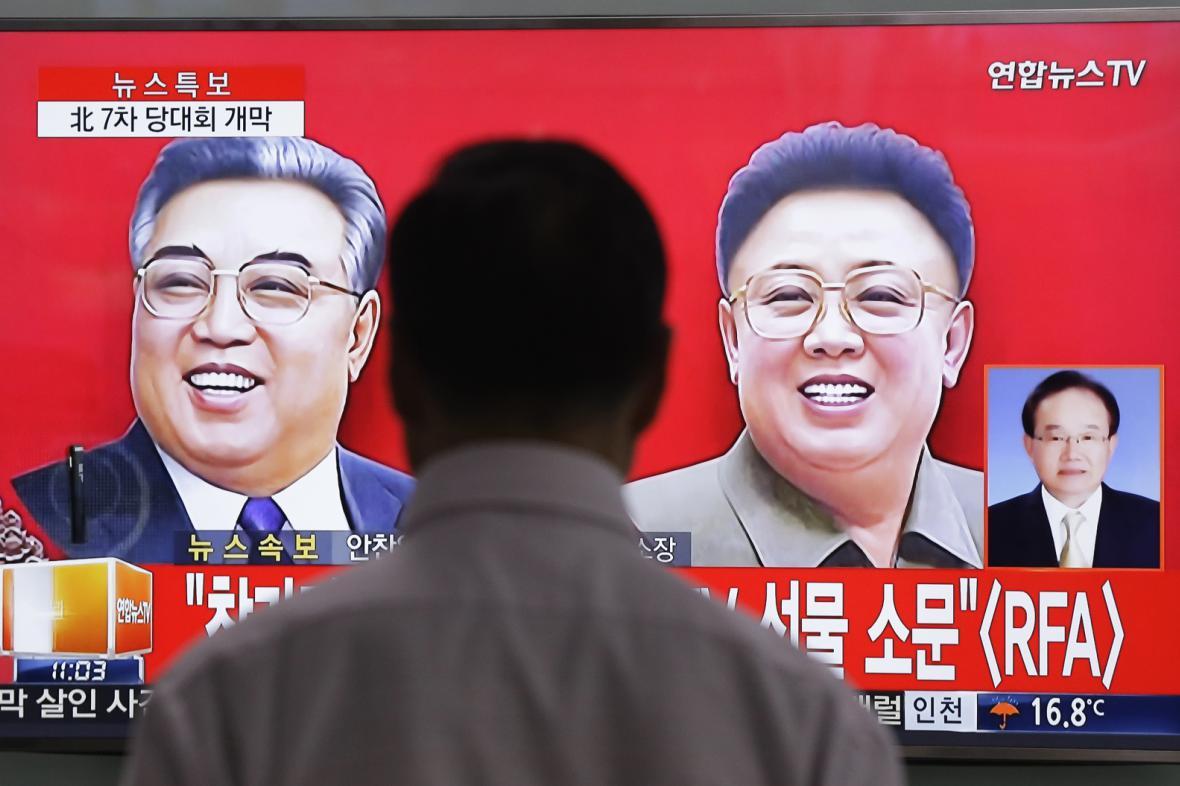 Sledovaní severokorejské propagandy