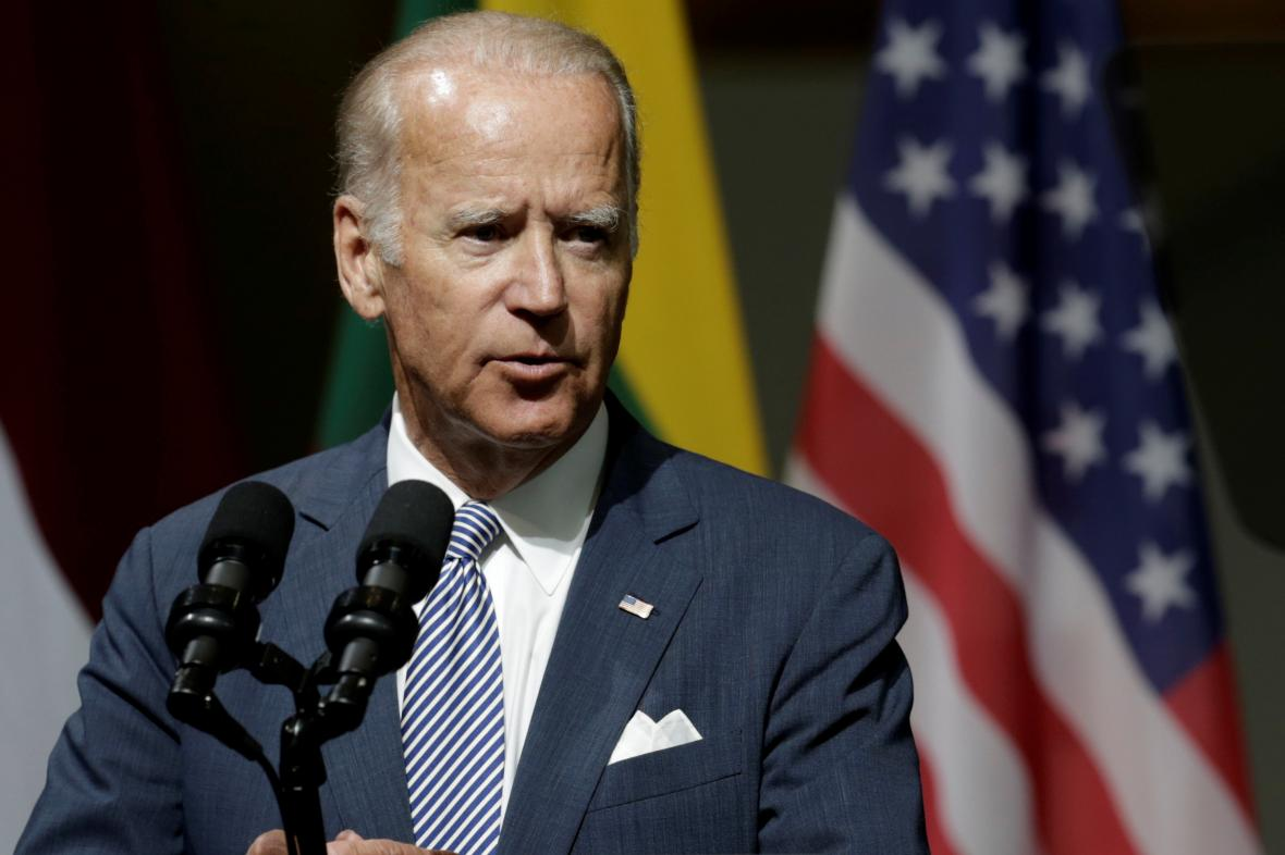 Americký viceprezident Joe Biden