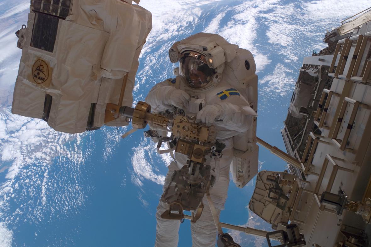 Nejlepší snímky vesmírných procházek