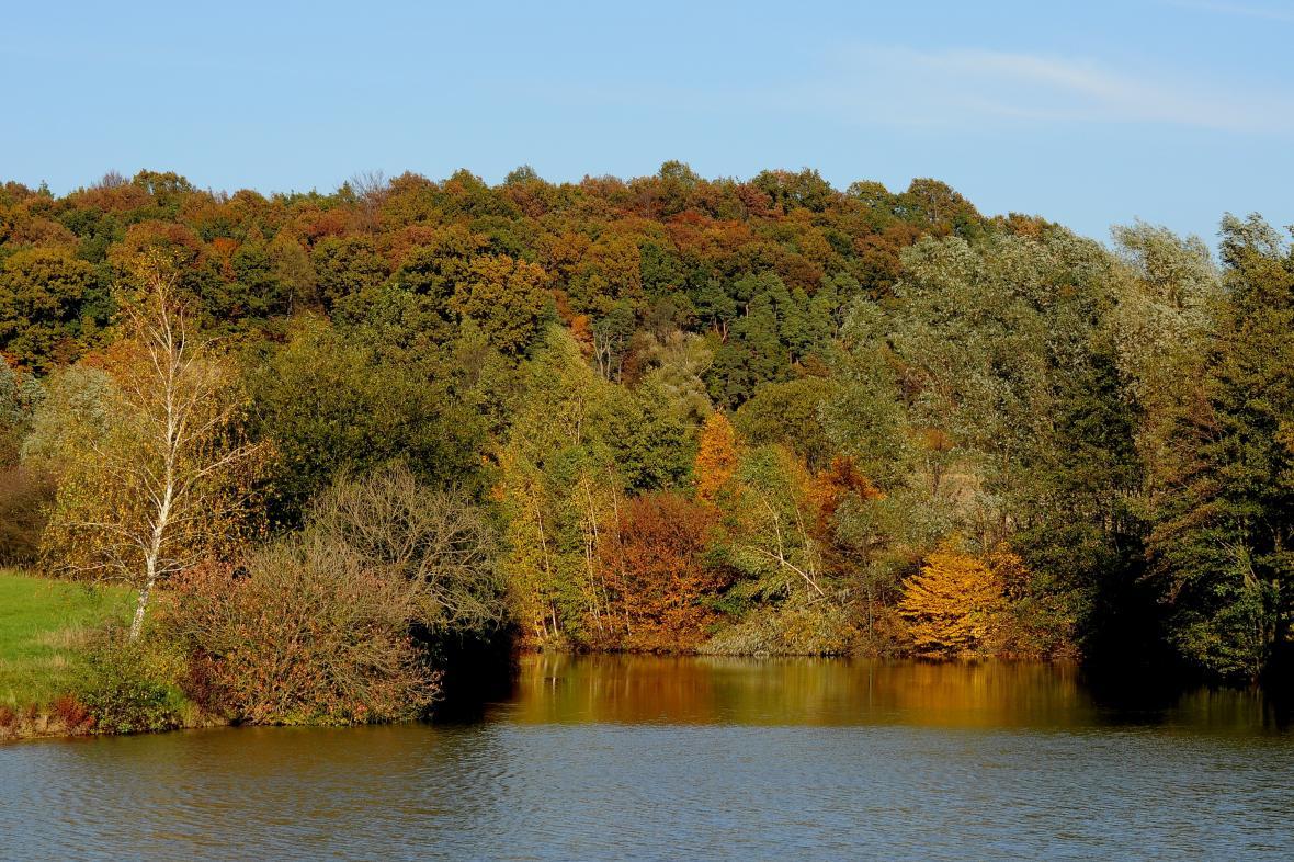 Za poslední dva roky vznikly desítky rybníků