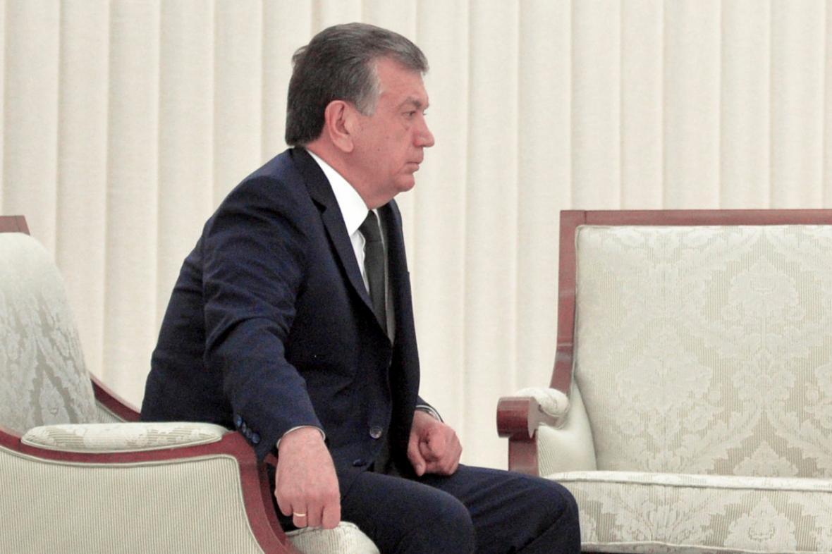 Šavkat Mirzijojev