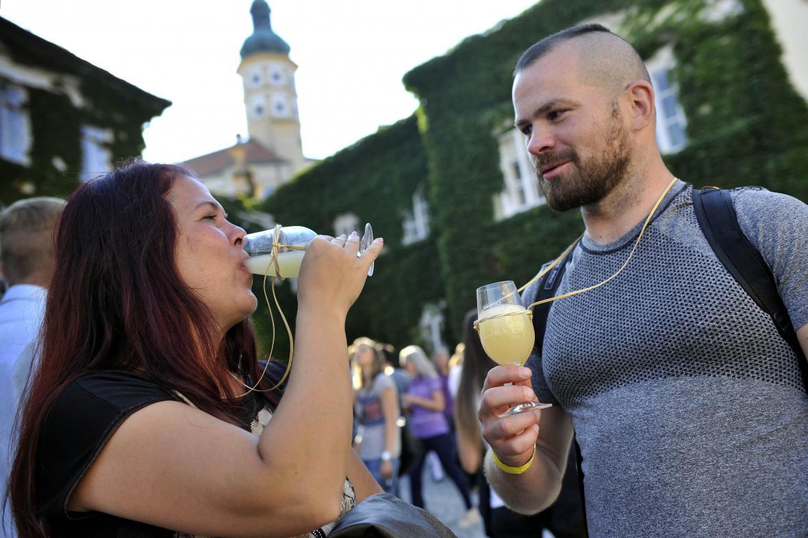 Začínají mikulovské slavnosti vína