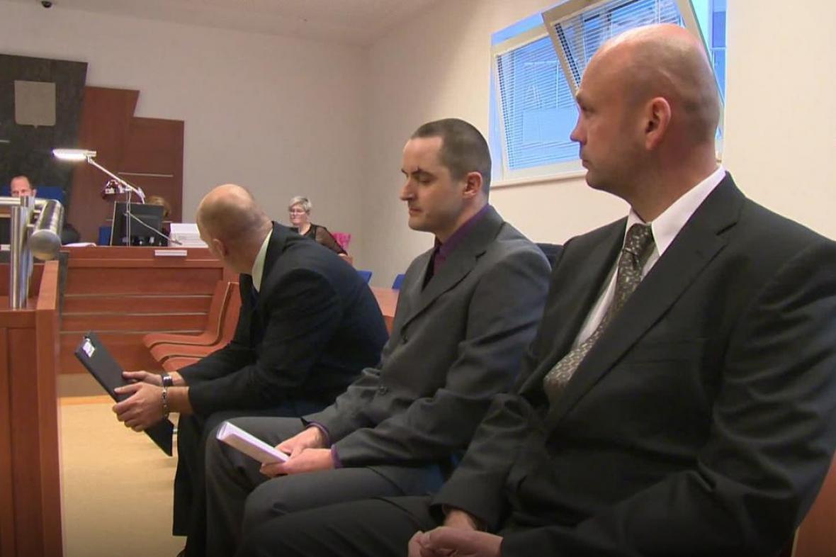 Tři policisté z Brna před soudem