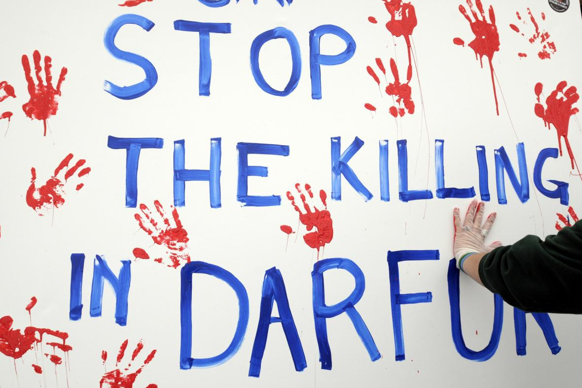 Konflikt v Dárfúru trvá již od roku 2003