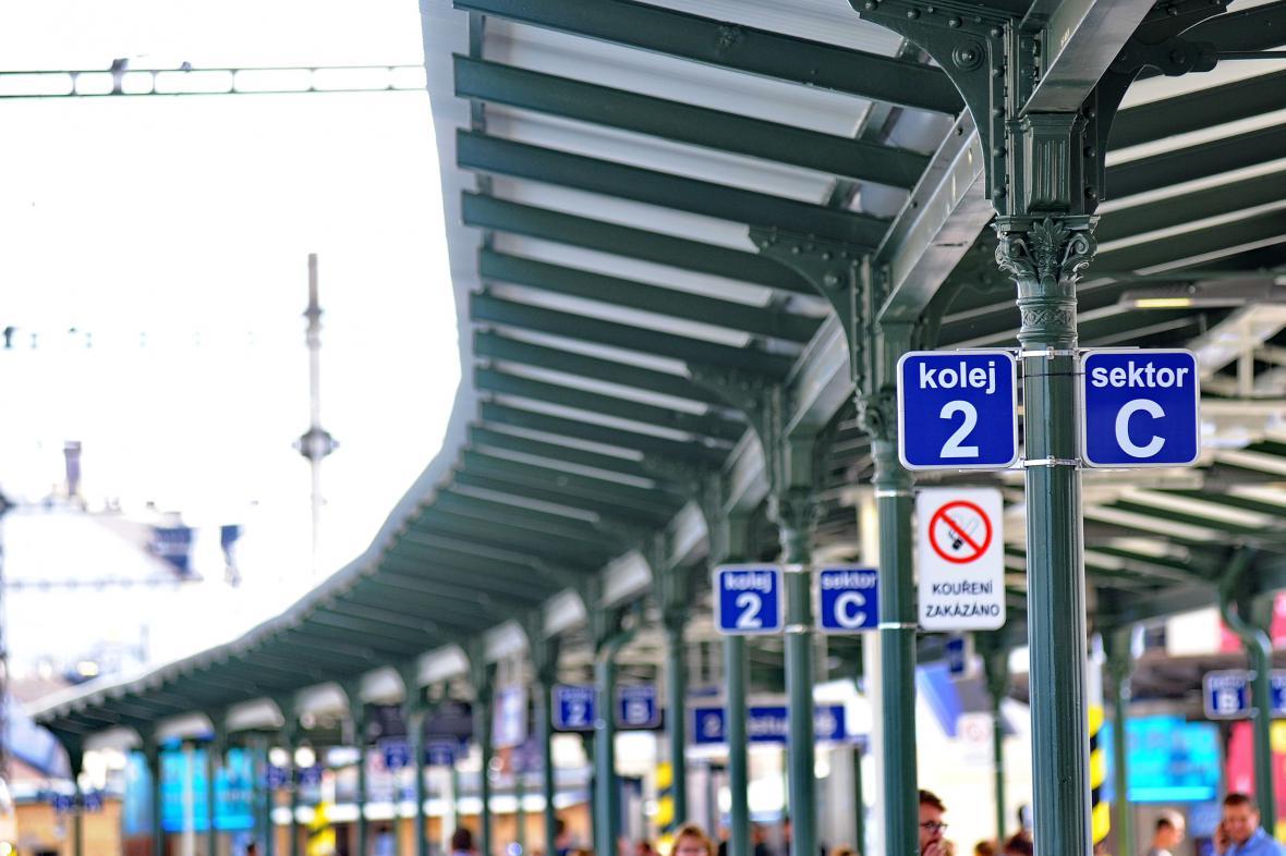 Pořádané referendum o poloze nádraží má příznivce i odpůrce