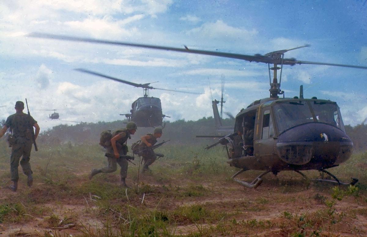 Legendární Hueye: vrtulník UH-1 Iroquis