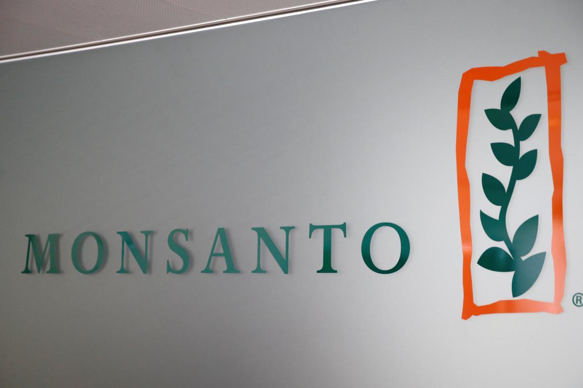 Logo firmy Monsanto