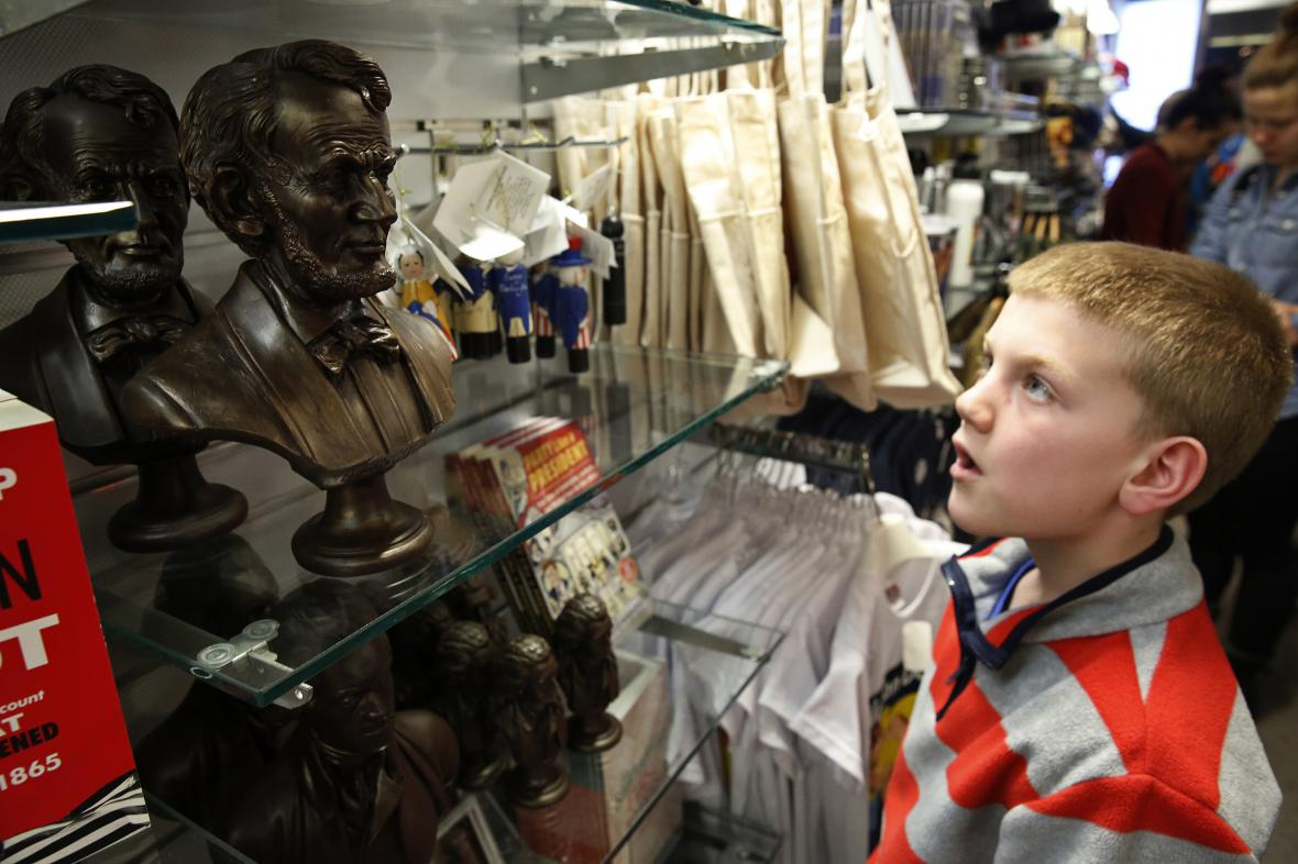 Blízká setkání s A. Lincolnem, jedním z nejznámějších prezidentů historie USA