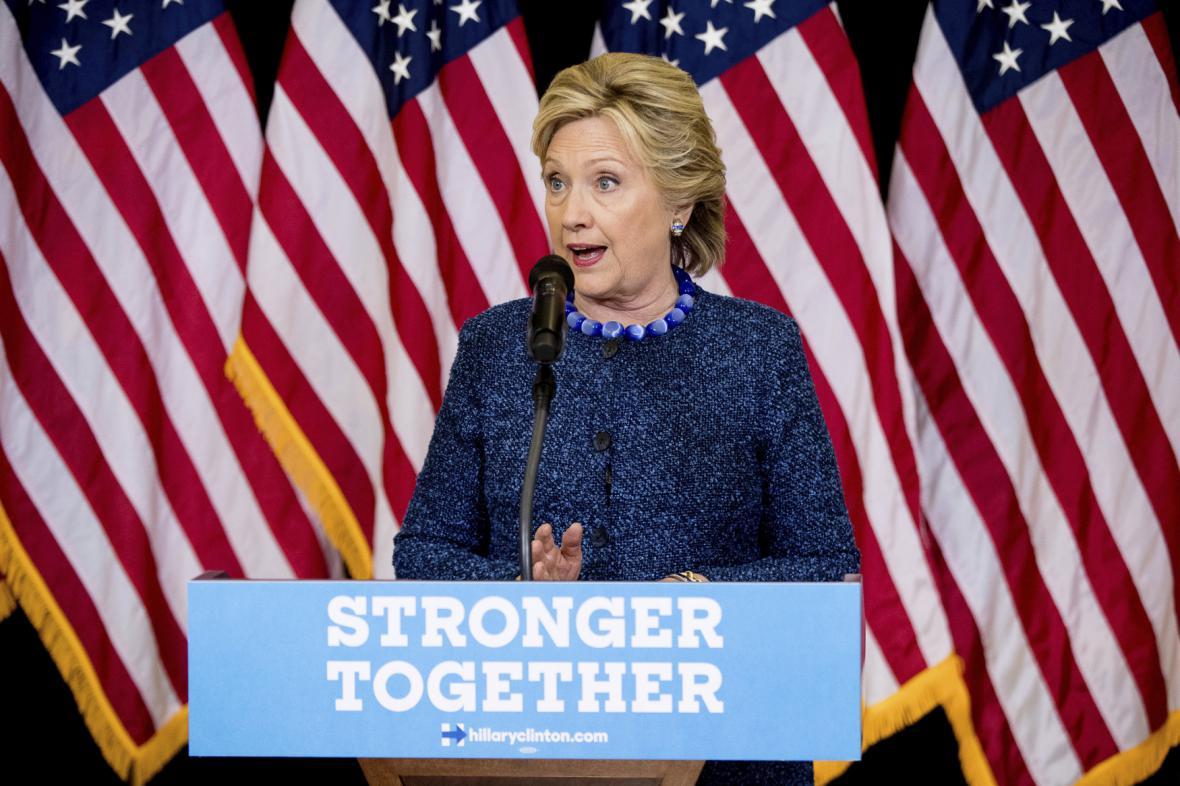 Clintonová